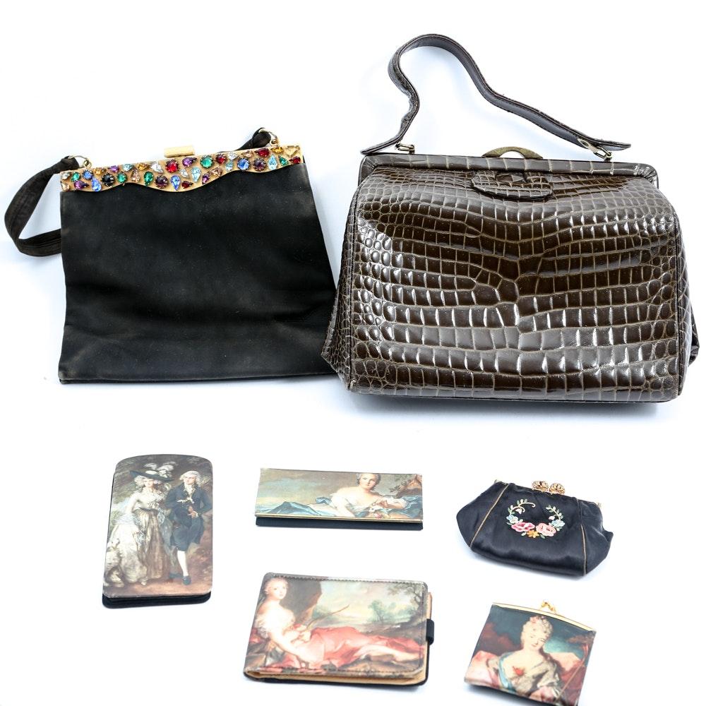Vintage European Handbags and Accessories