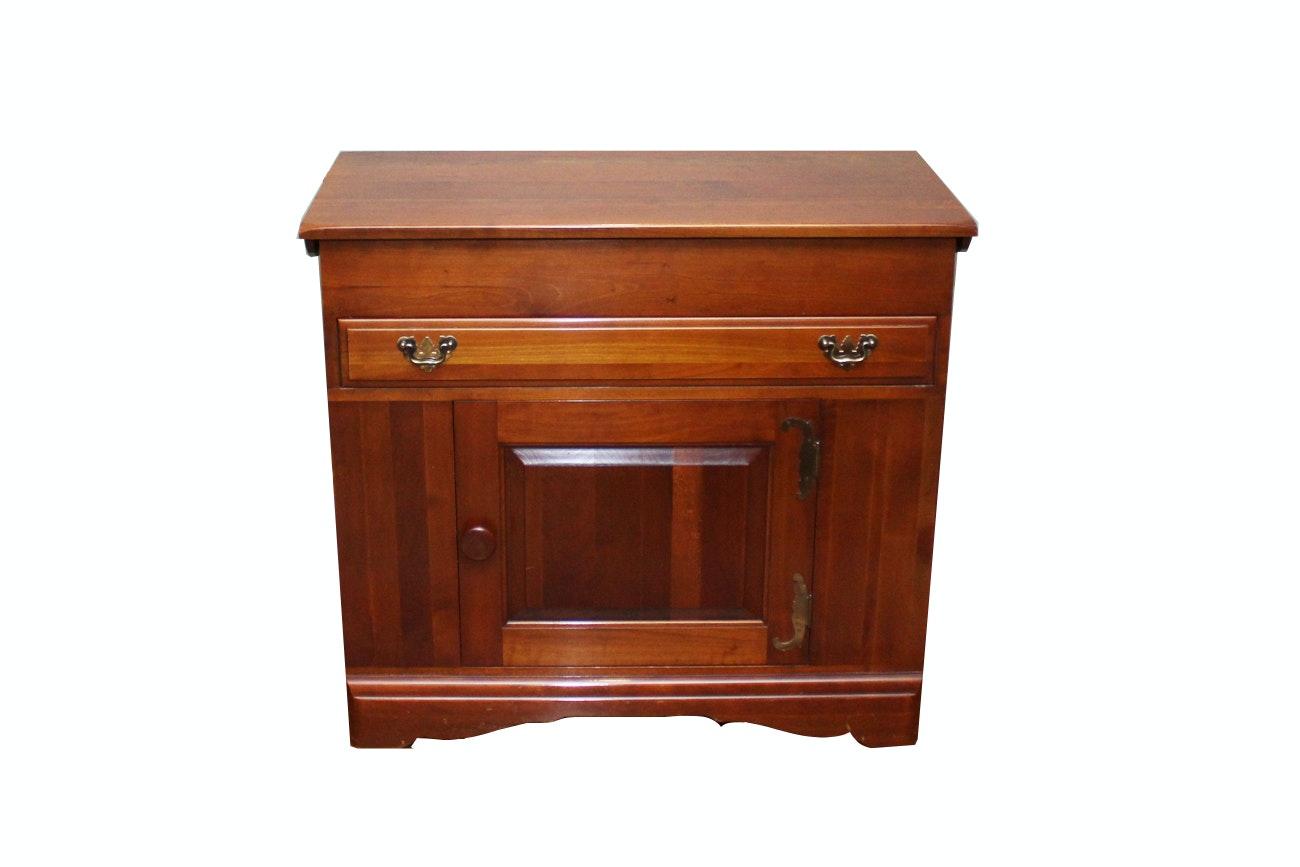 Vintage Monitor Furniture Company Dry Bar ...