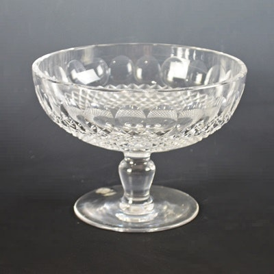 """Waterford Crystal """"Colleen"""" Compote"""