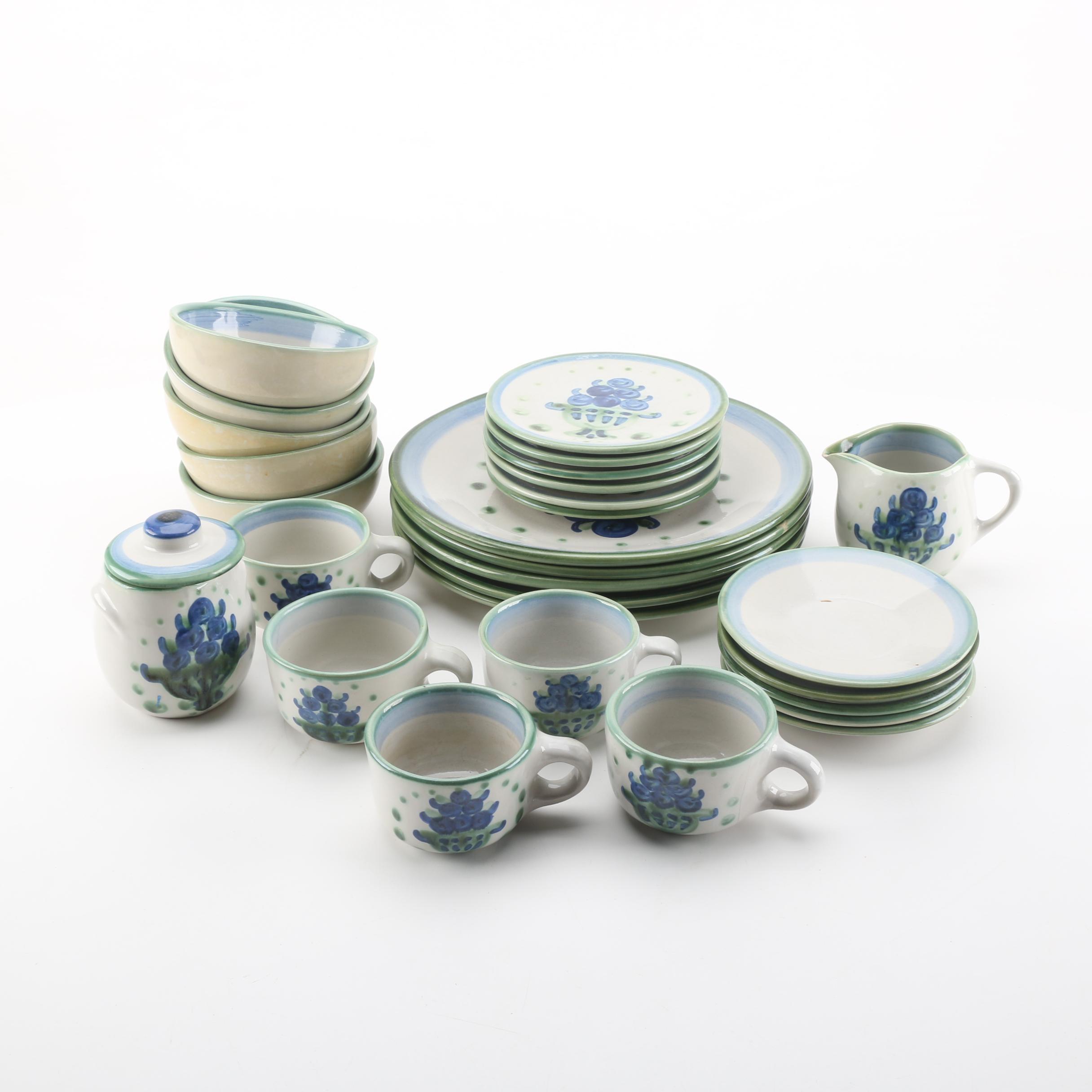 M.A. Hadley Dinnerware Set
