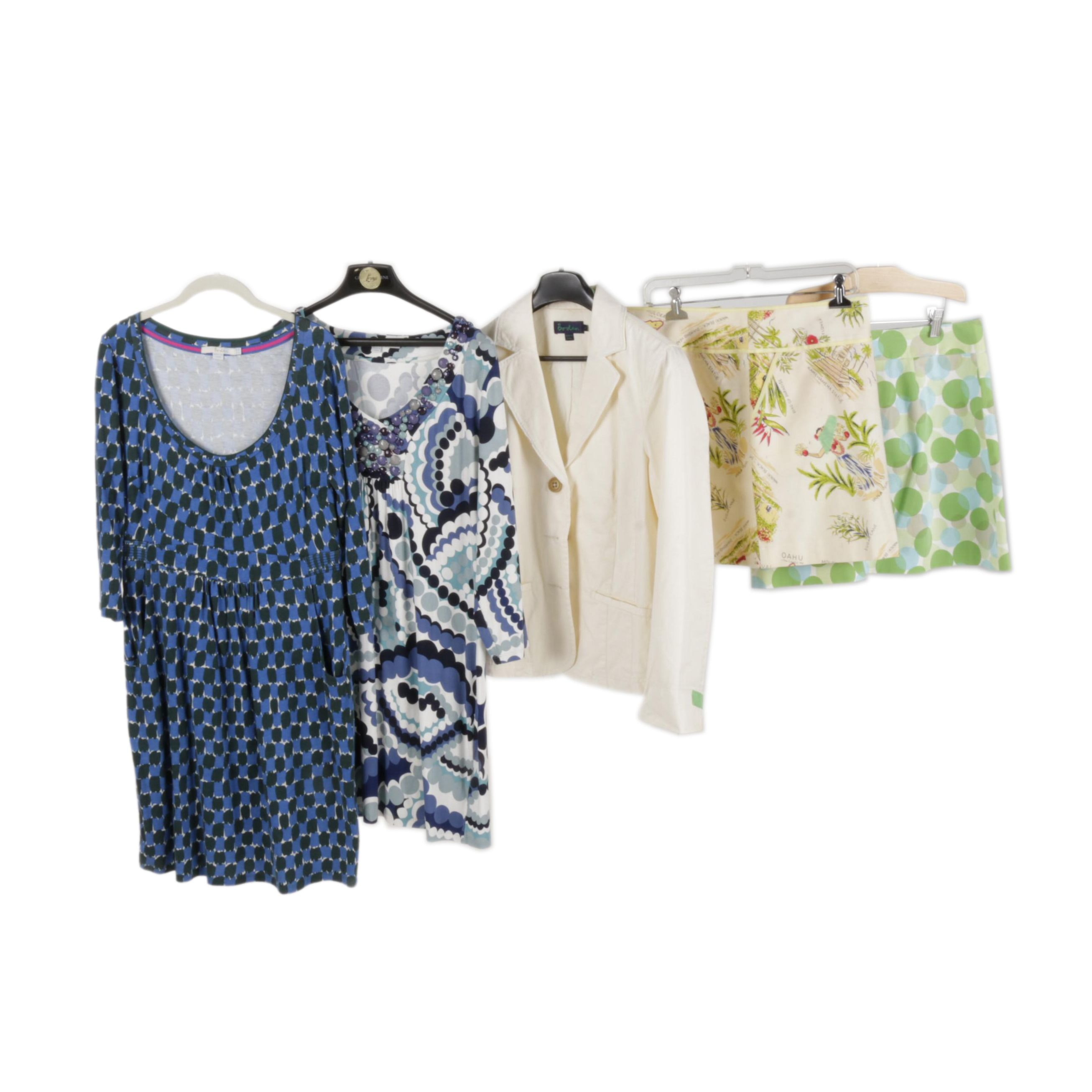 Women's Clothing Including J.Crew and Boden