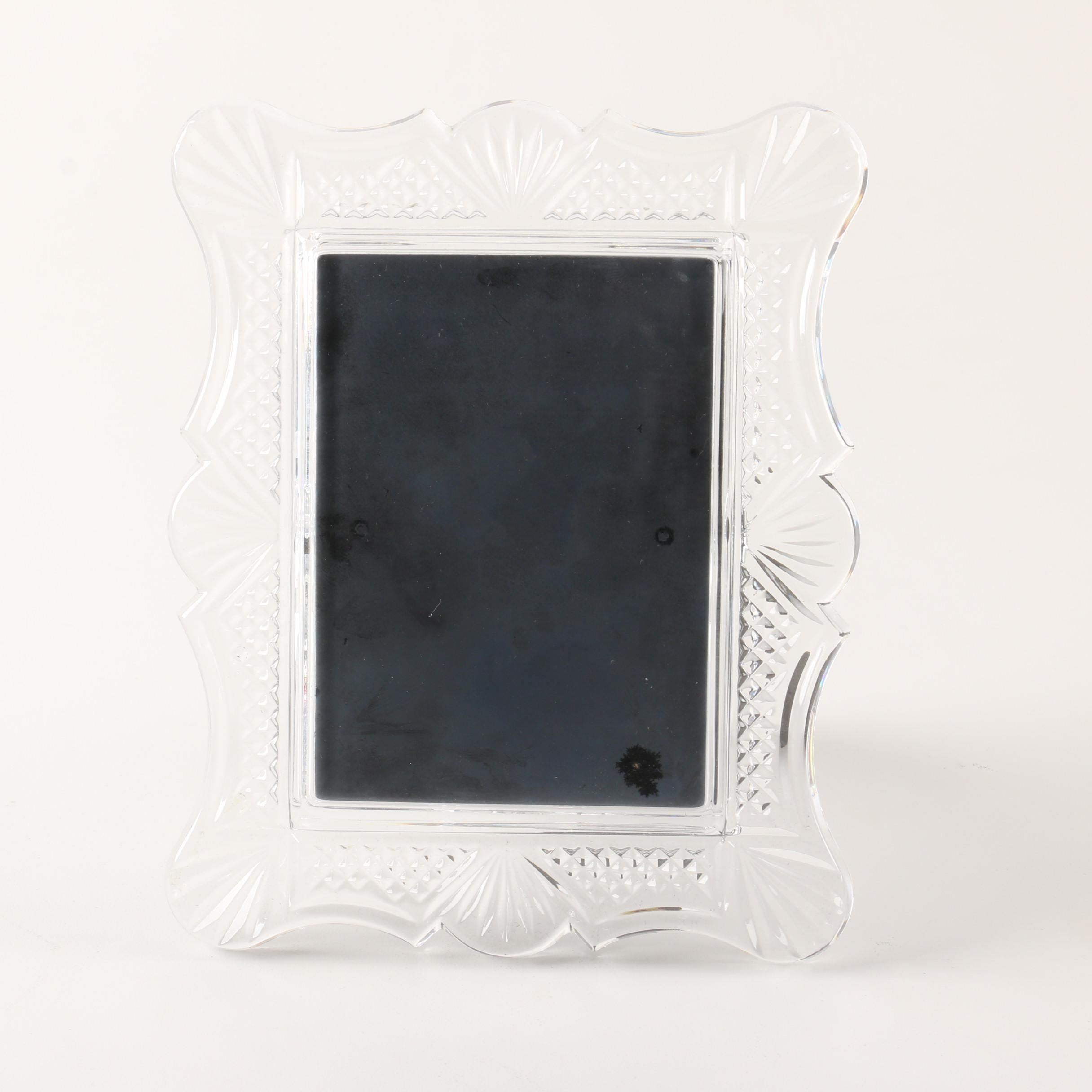 Waterford Crystal Photograph Frame