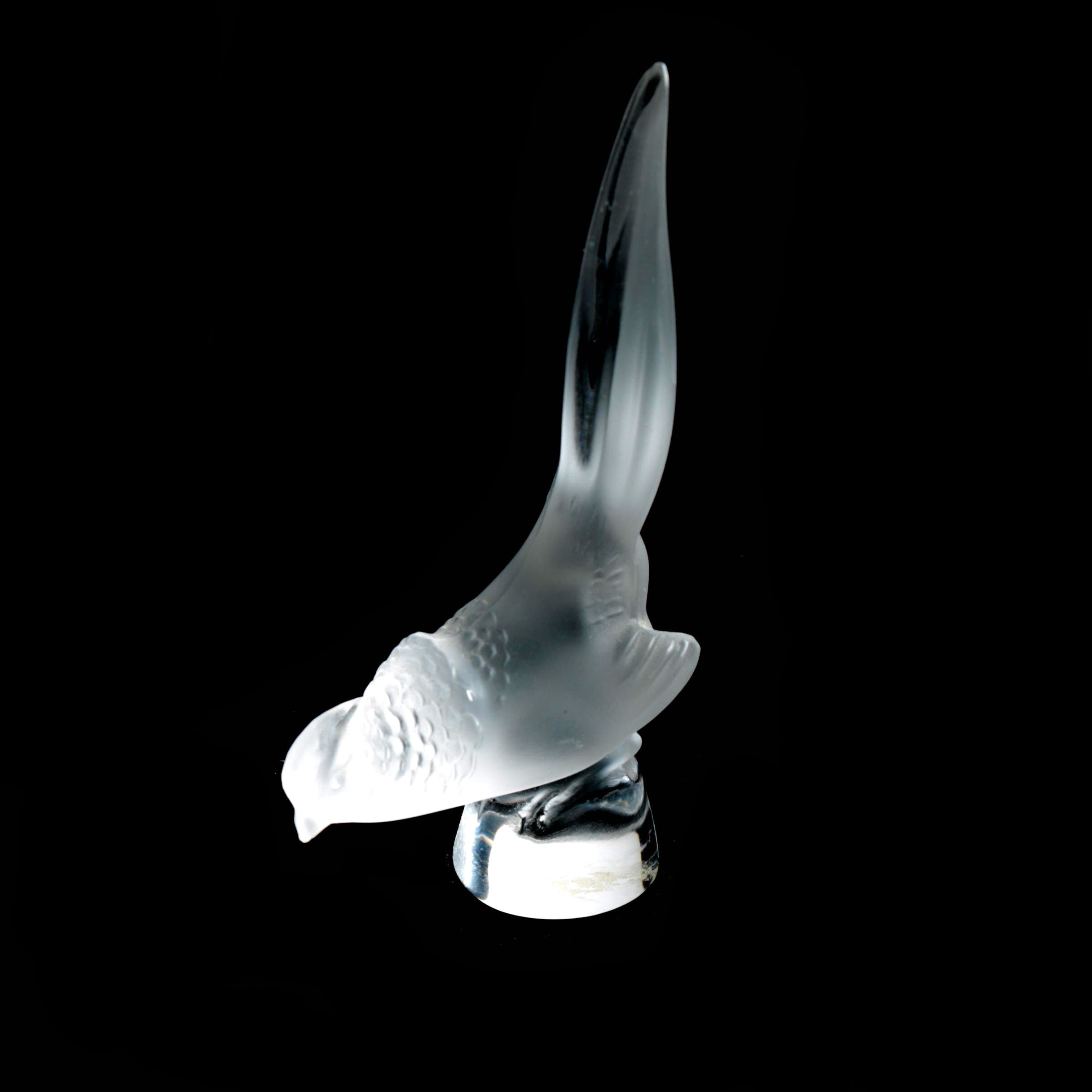 Lalique Crystal Pheasant