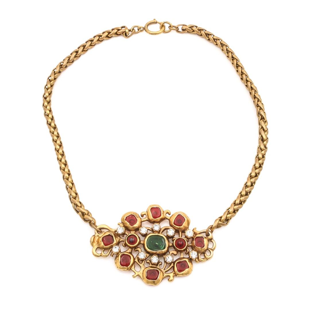 Robert Goossens for Chanel Pendant Necklace