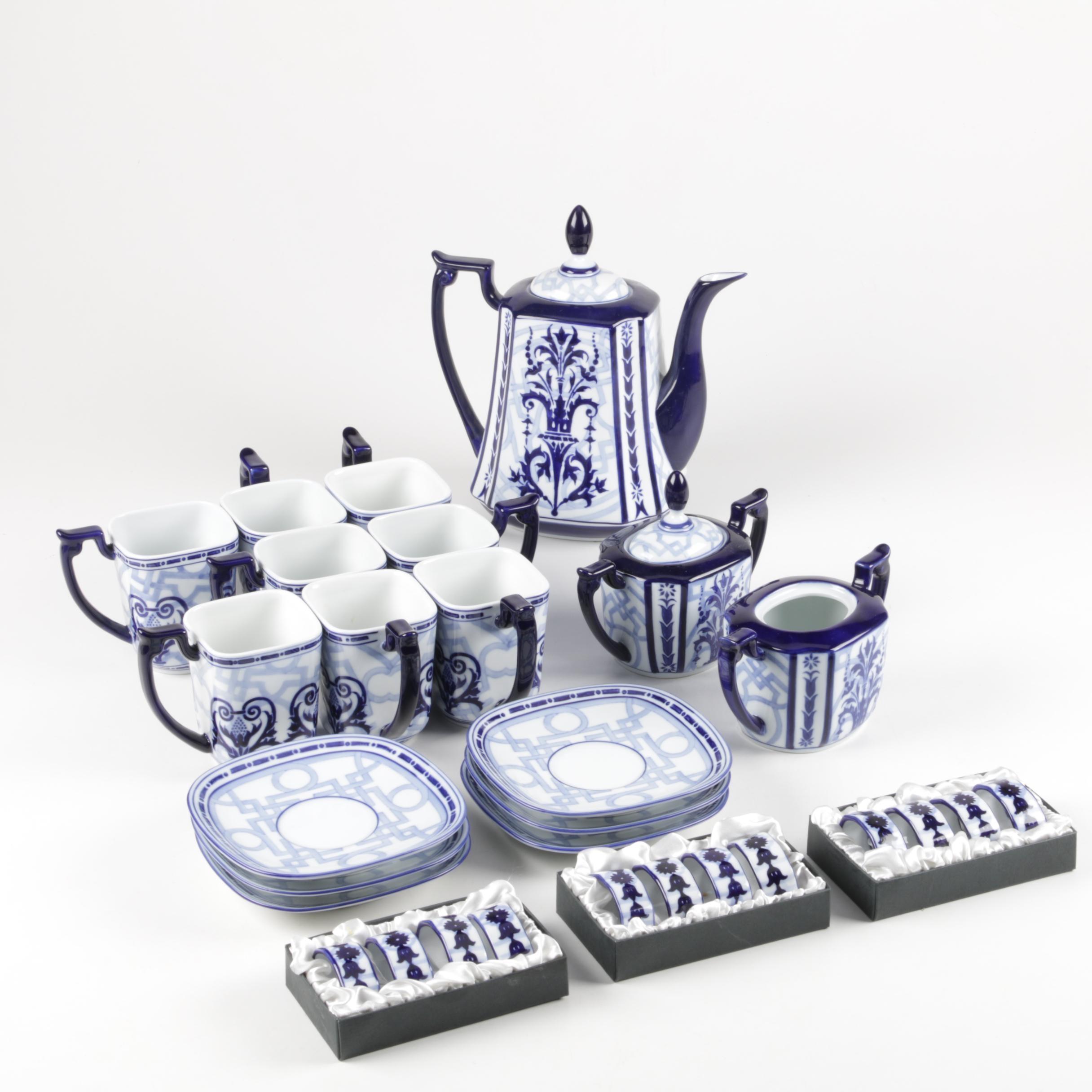"Bombay ""Windsor"" Tea Set"