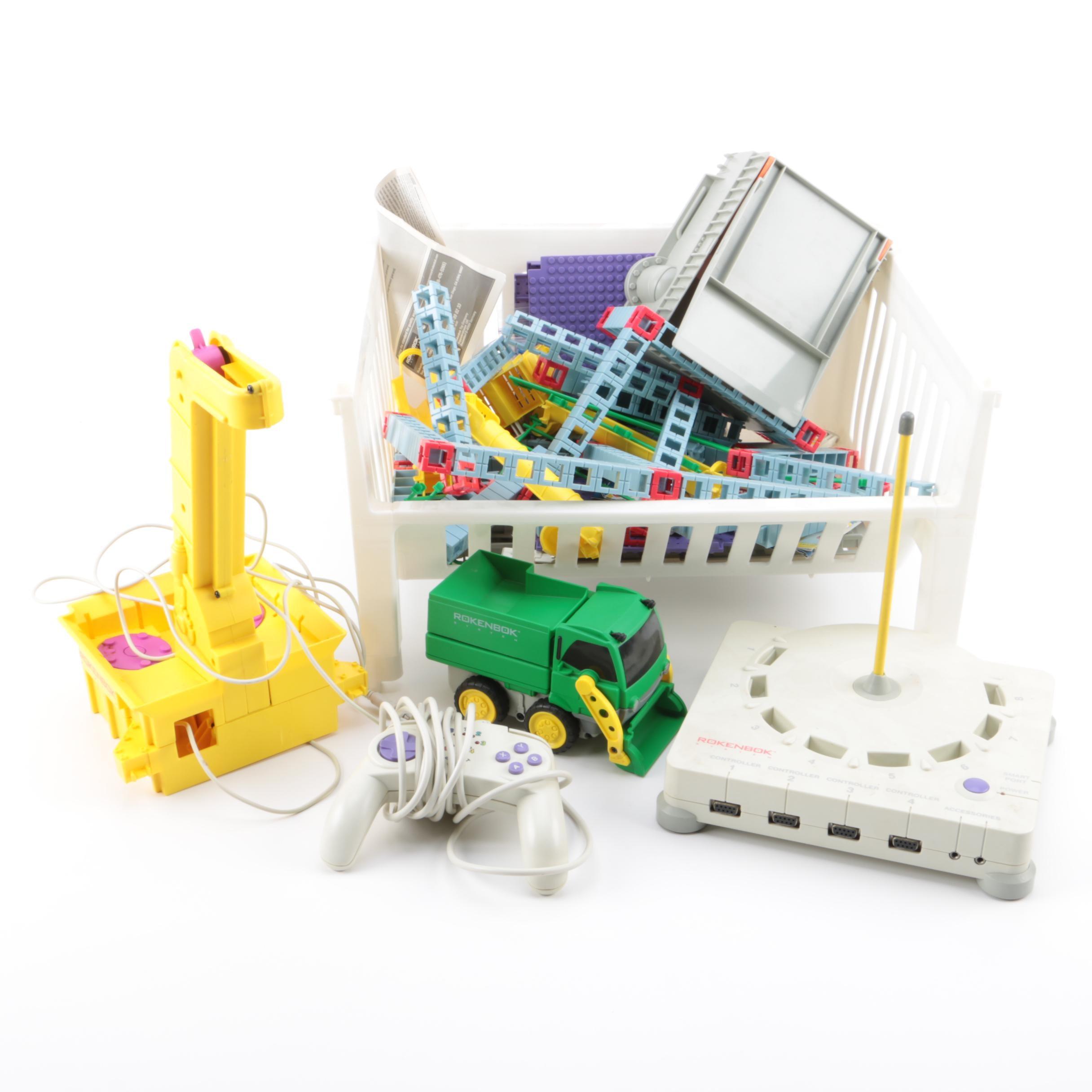 Rokenbok Educational Toys