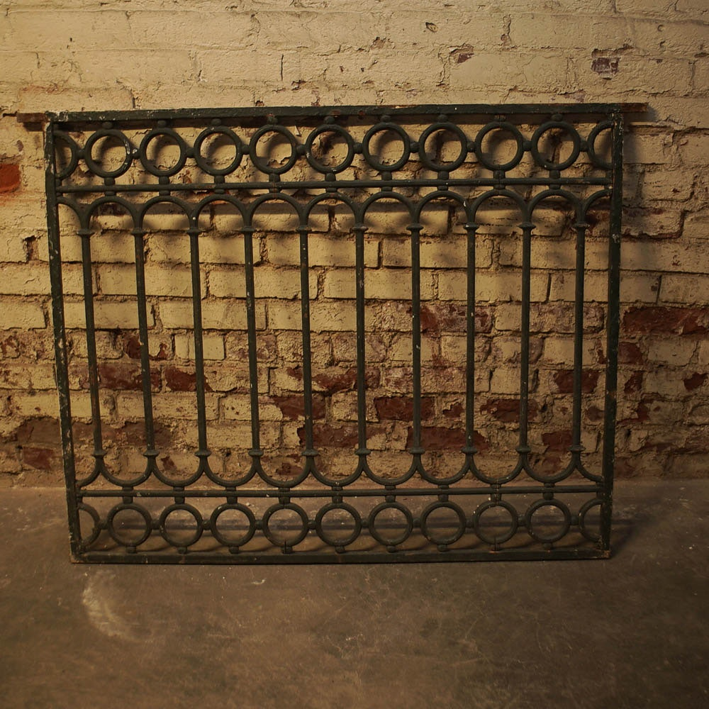 Salvaged Metal Panel