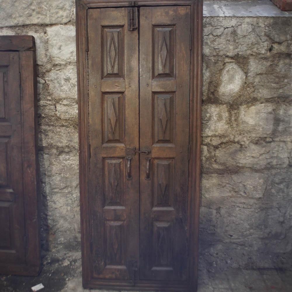 Salvaged Wooden Doors