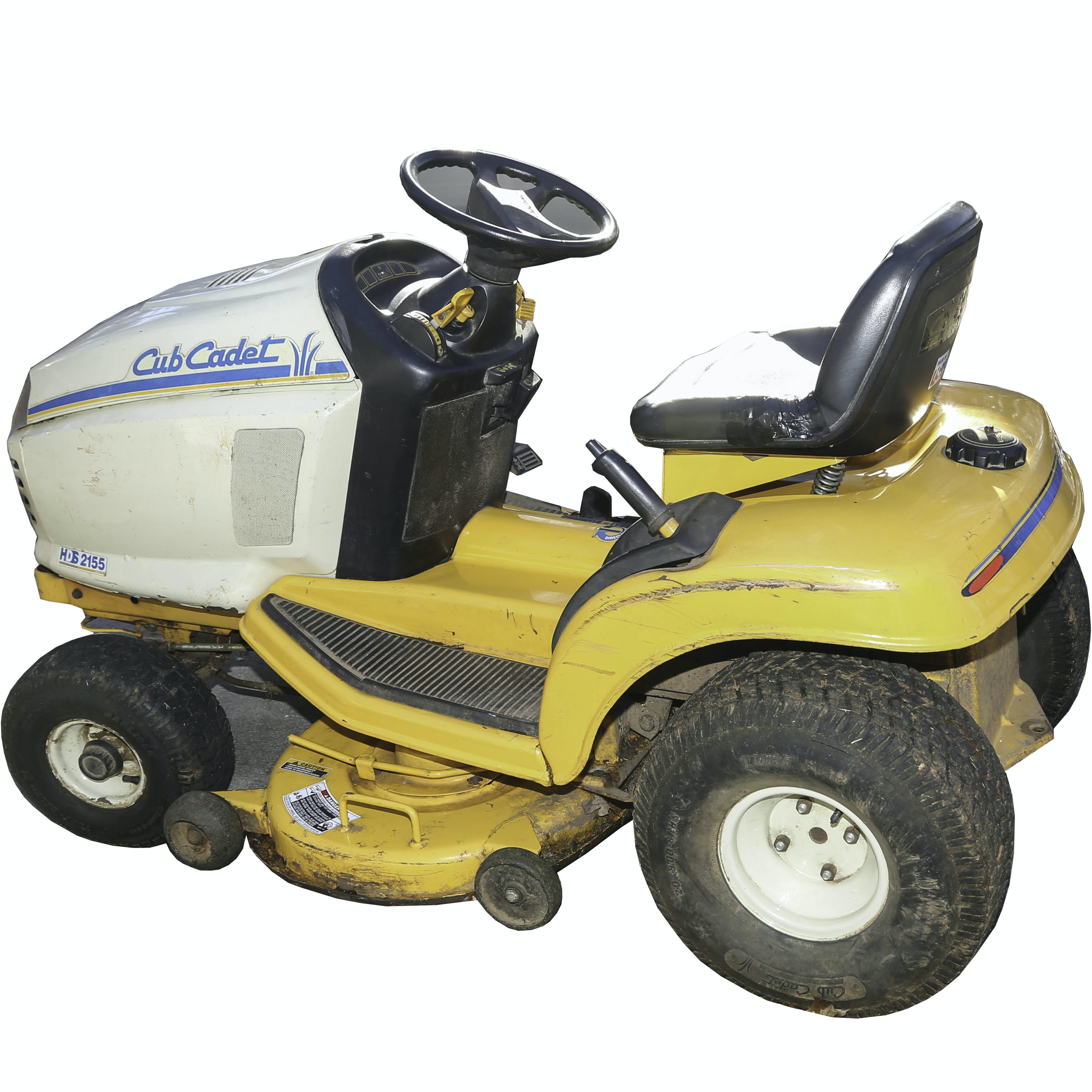 Club Cadet Riding Mower