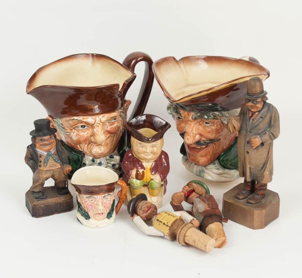 Pirate Mug Collection