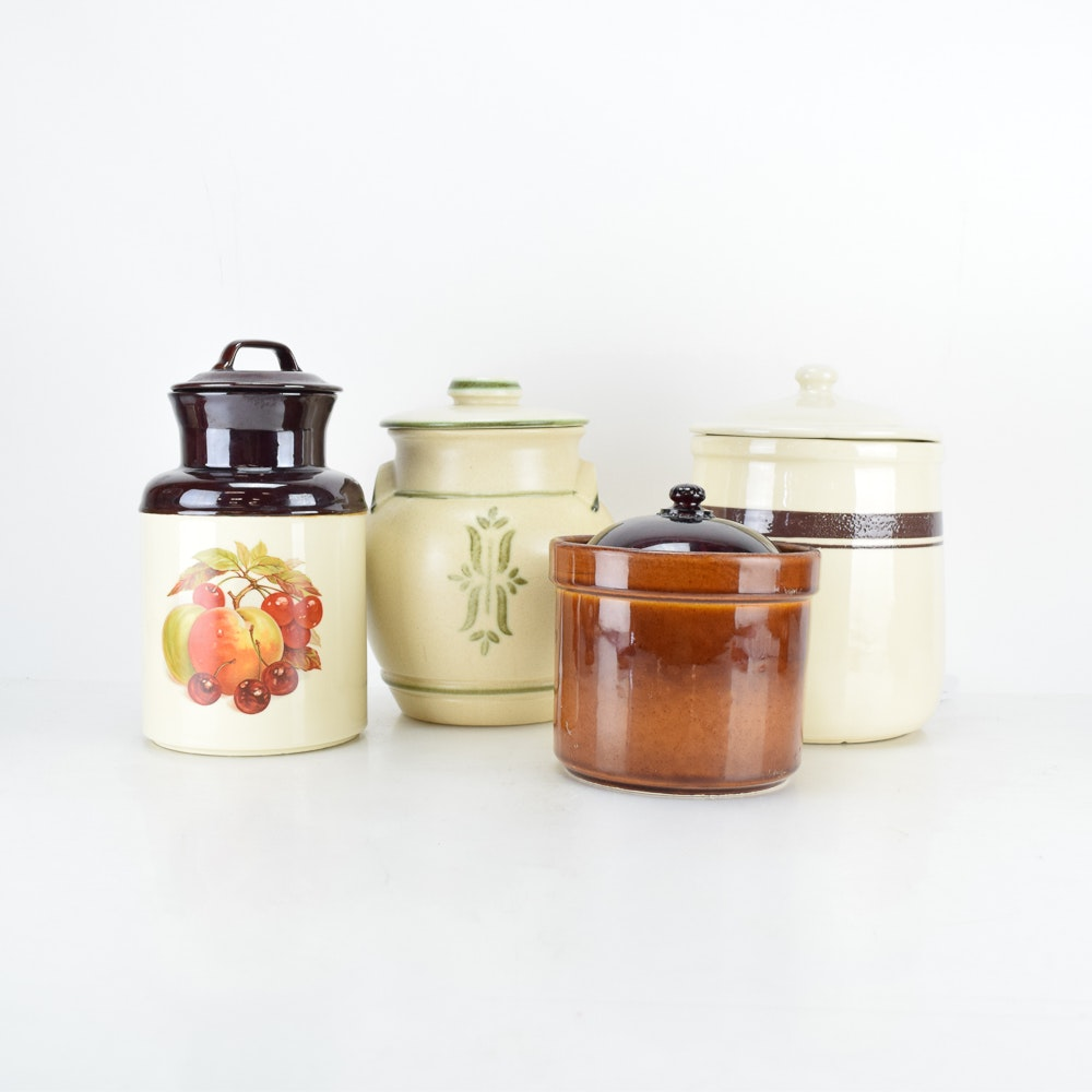 McCoy, Royal Haeger and Other Ceramic Cookie Jars