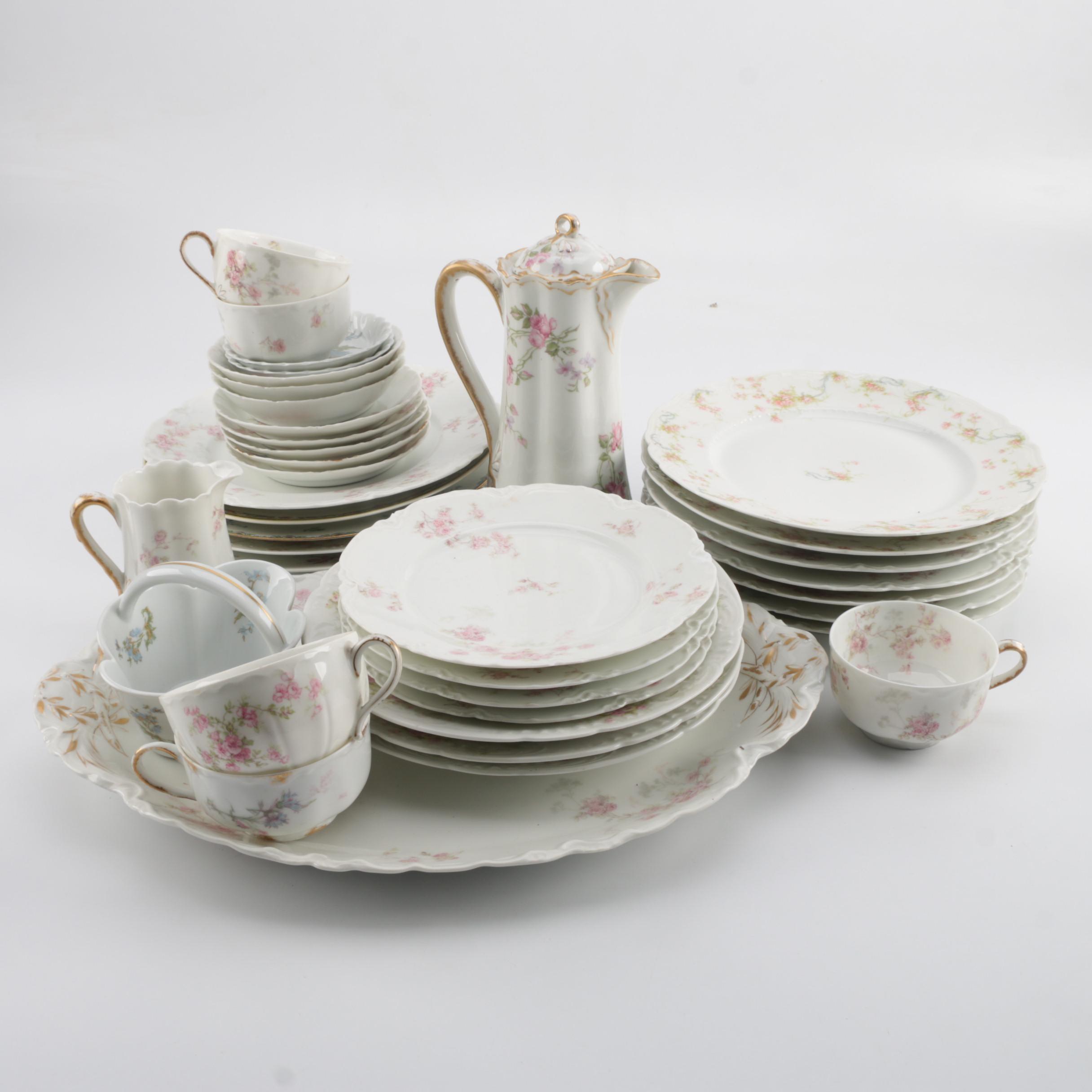 Haviland Limoges Porcelain Tableware