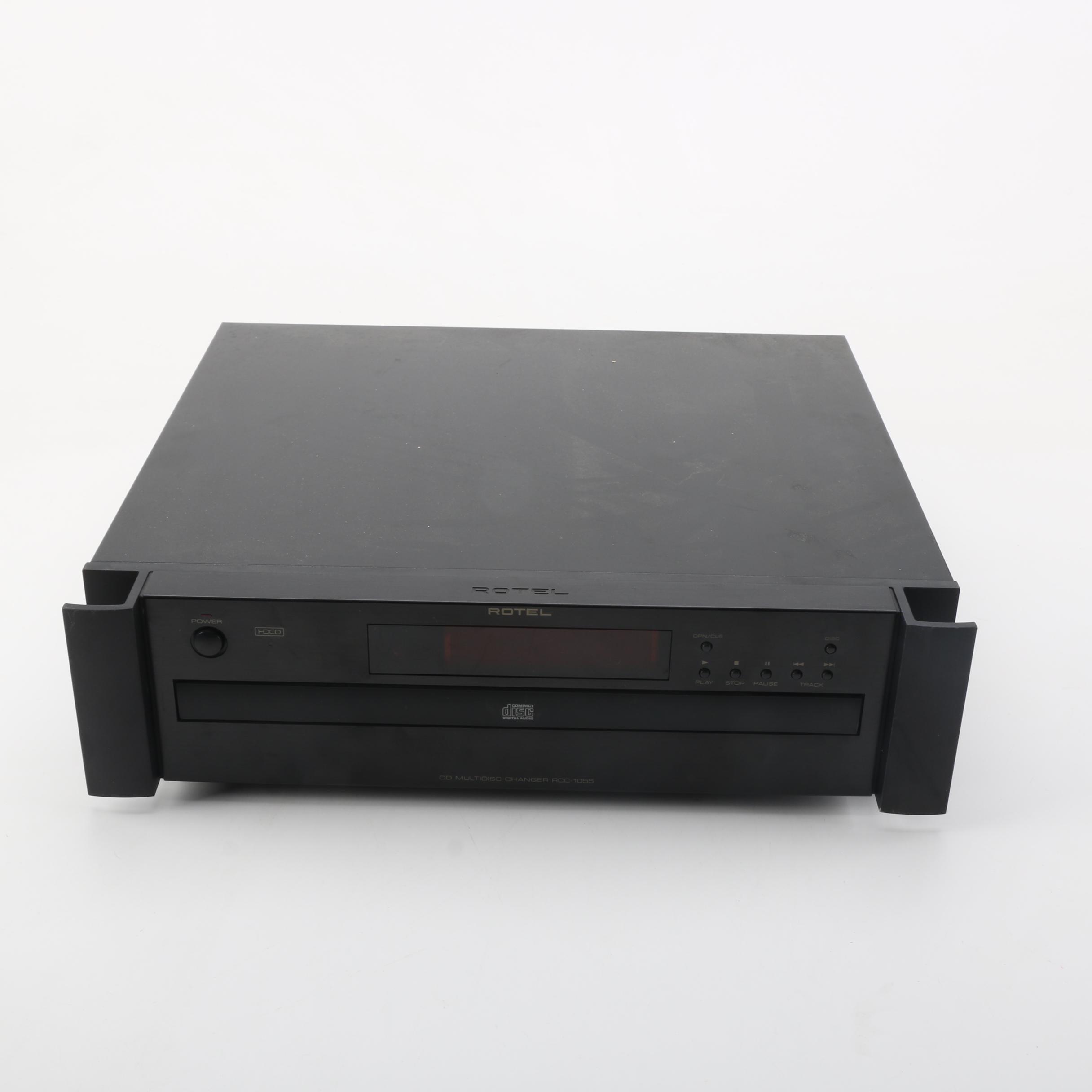 Rotel CD Multidisc Changer