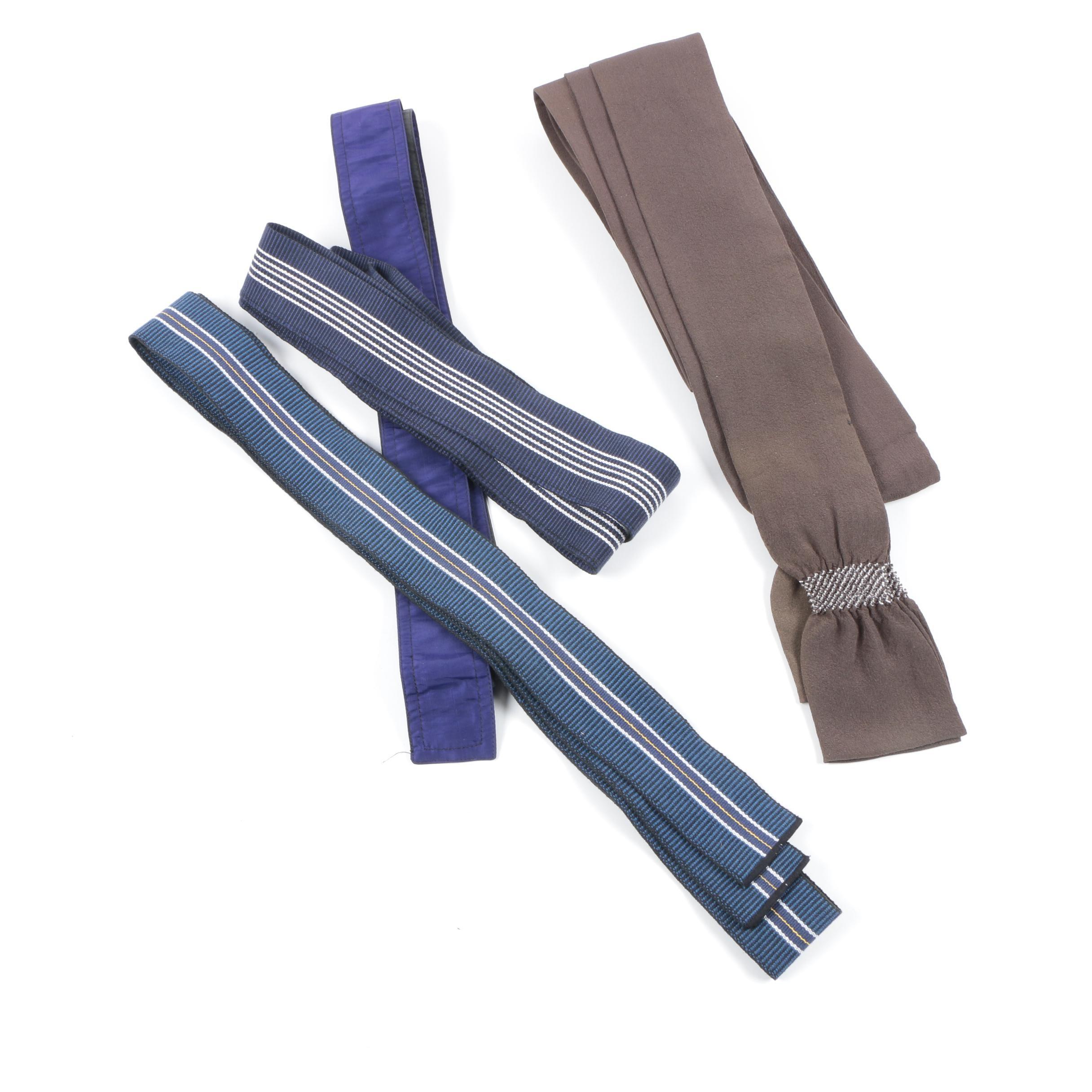 Women's Fabric Belts