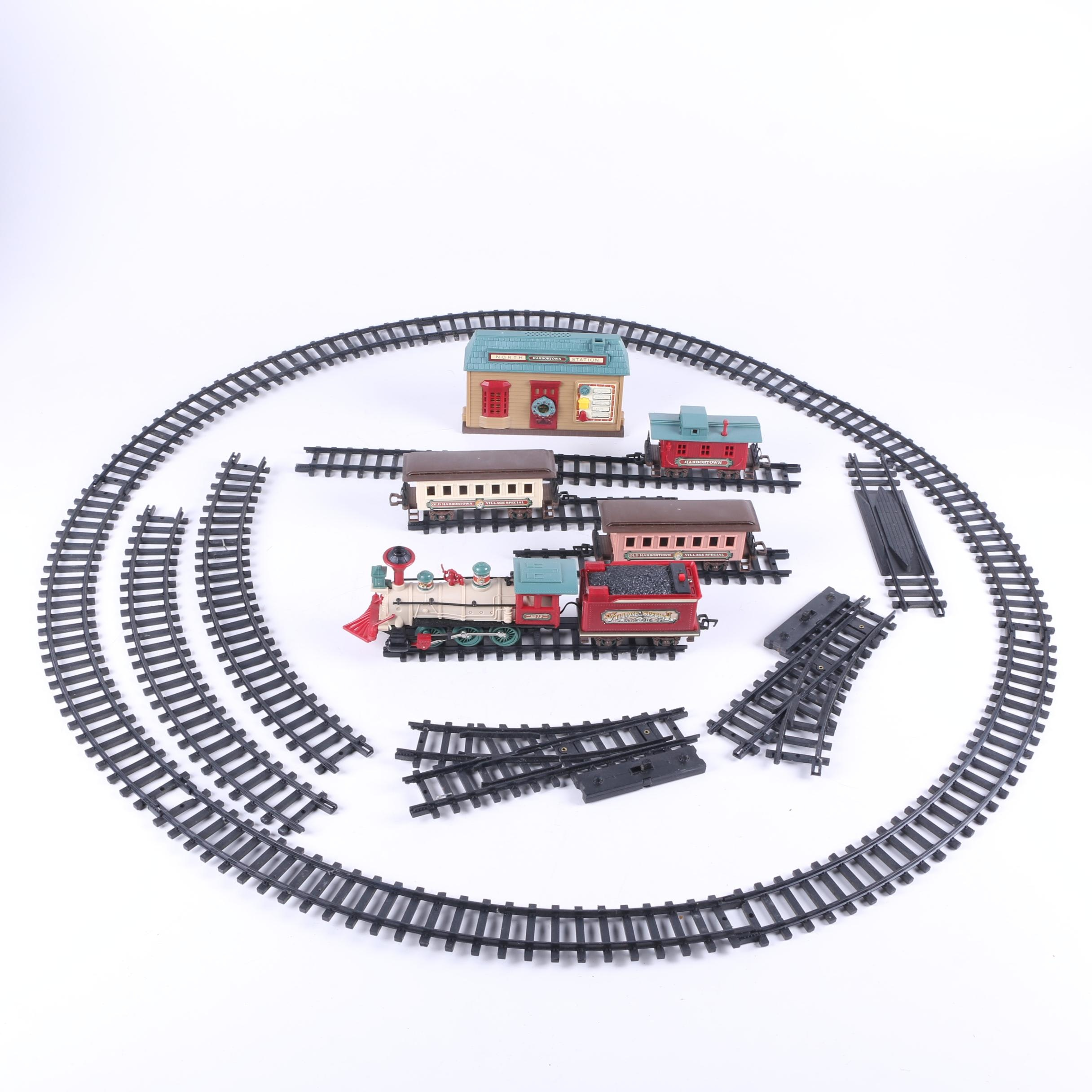 Holiday Themed Train Set