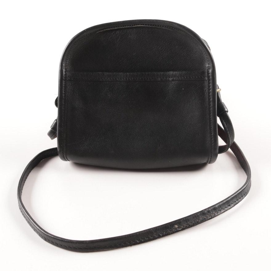 96db11b42 Vintage Coach Abbie Demi Leather Crossbody Bag : EBTH