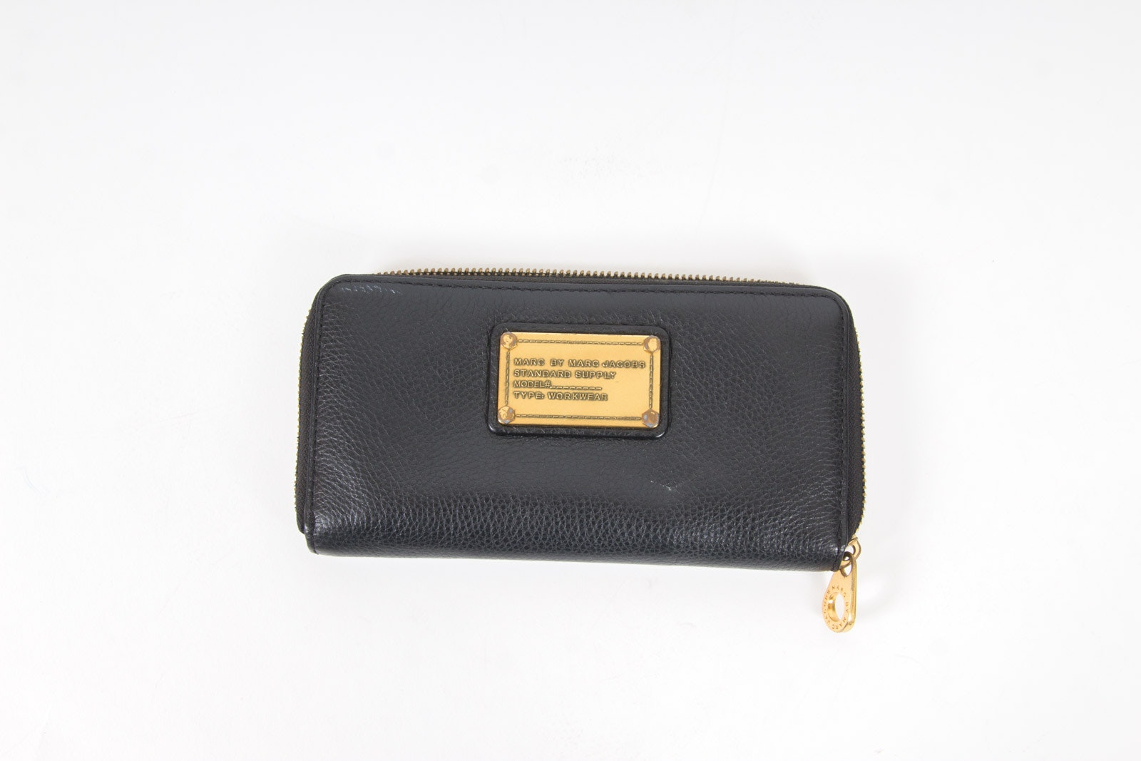 Marc Jacobs Workwear Leather Wallet