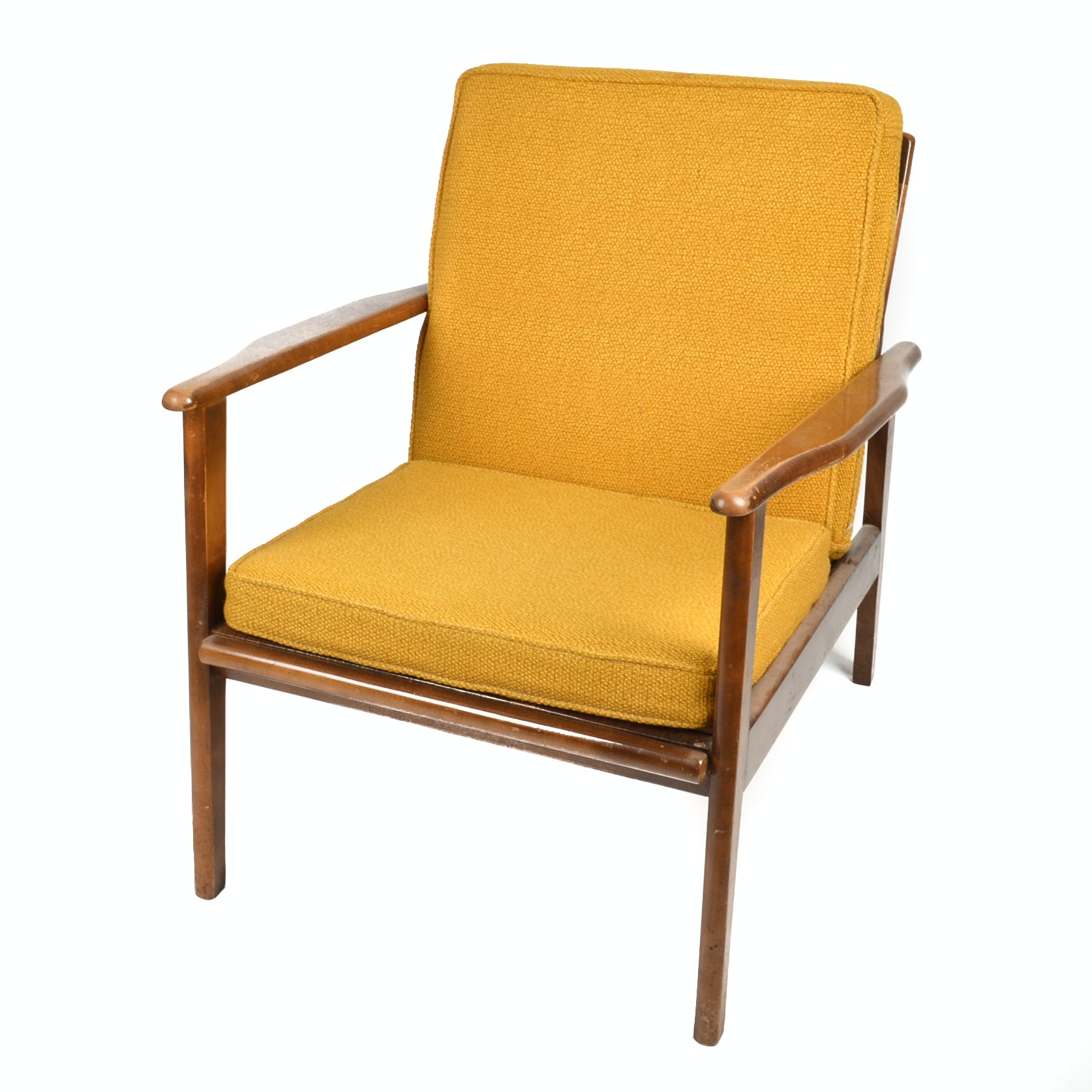 Great Danish Modern Armchair ...