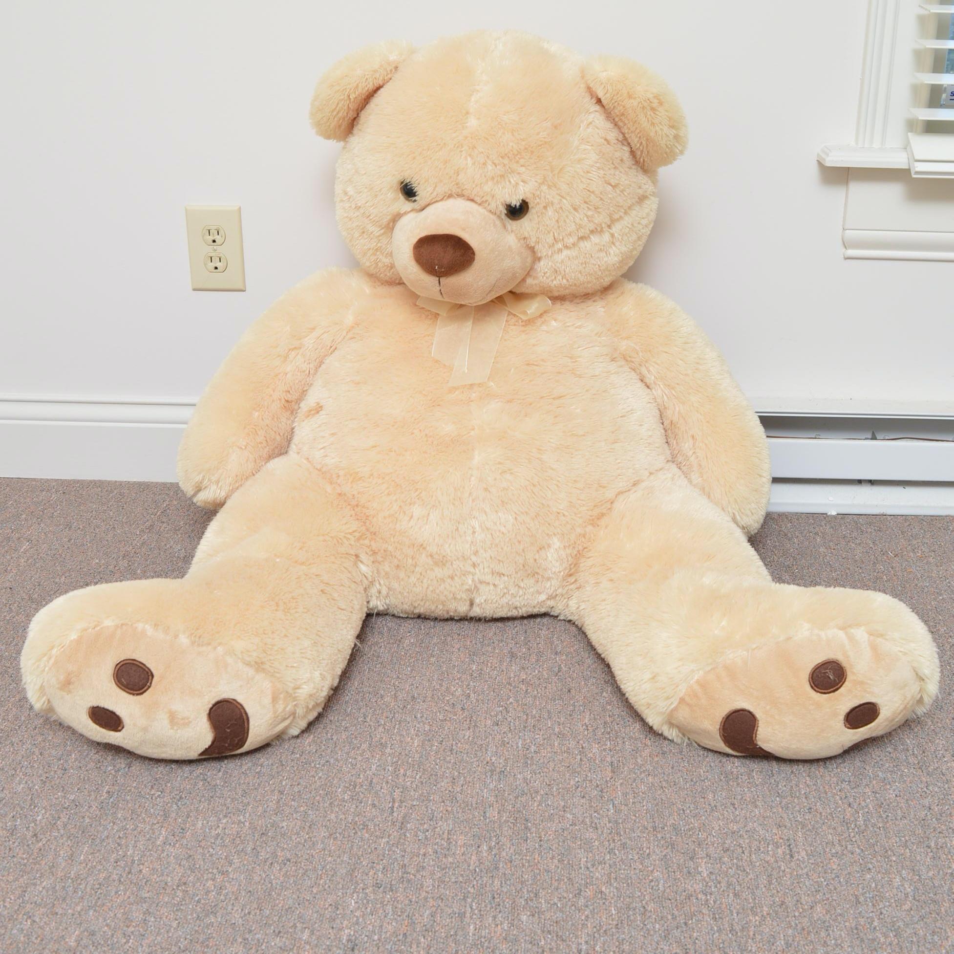 Extra Large Plush Teddy Bear