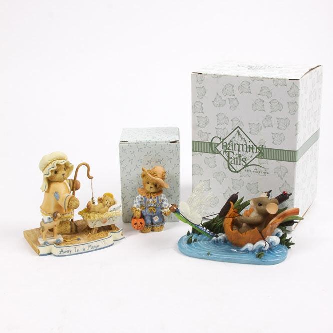Assortment of Animal Figurines