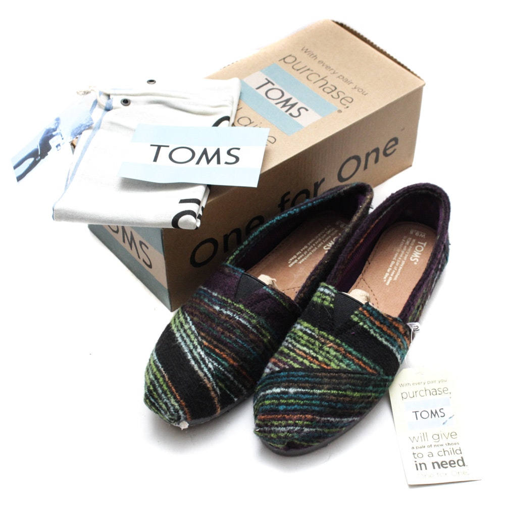 Women's Tom's Classic Shoes