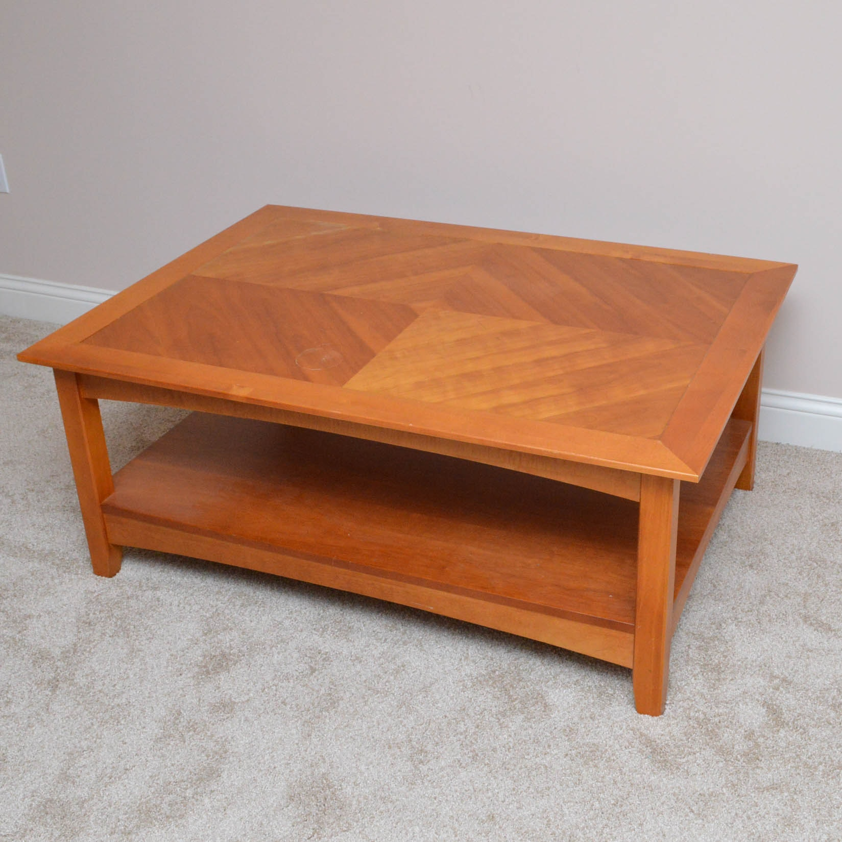 Beechwood Coffee Table