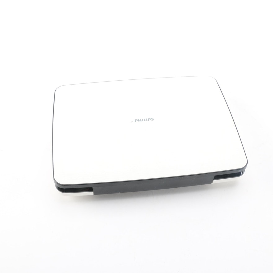 Philips 9 LCD Portable DVD Player EBTH