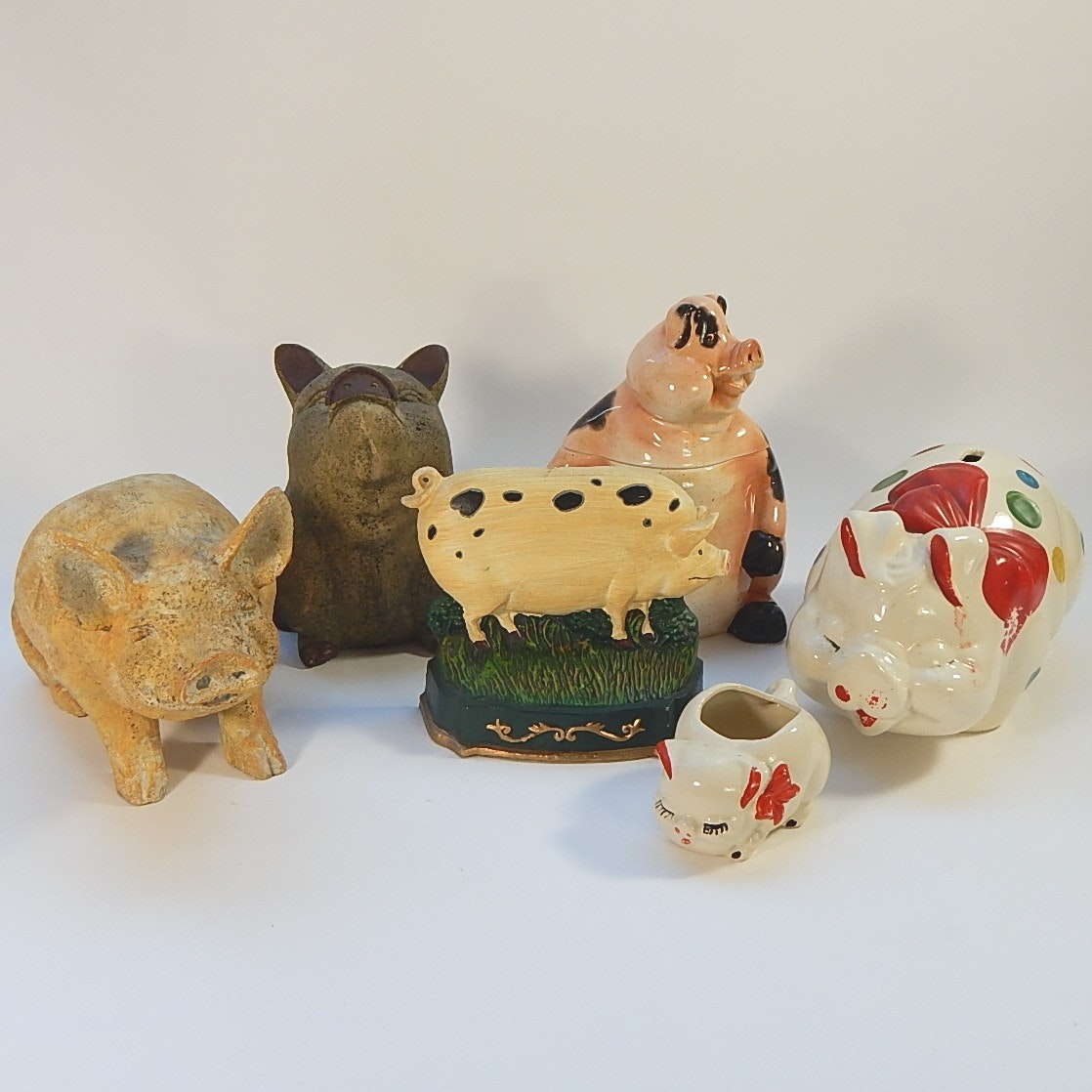 Pig Decor Collection