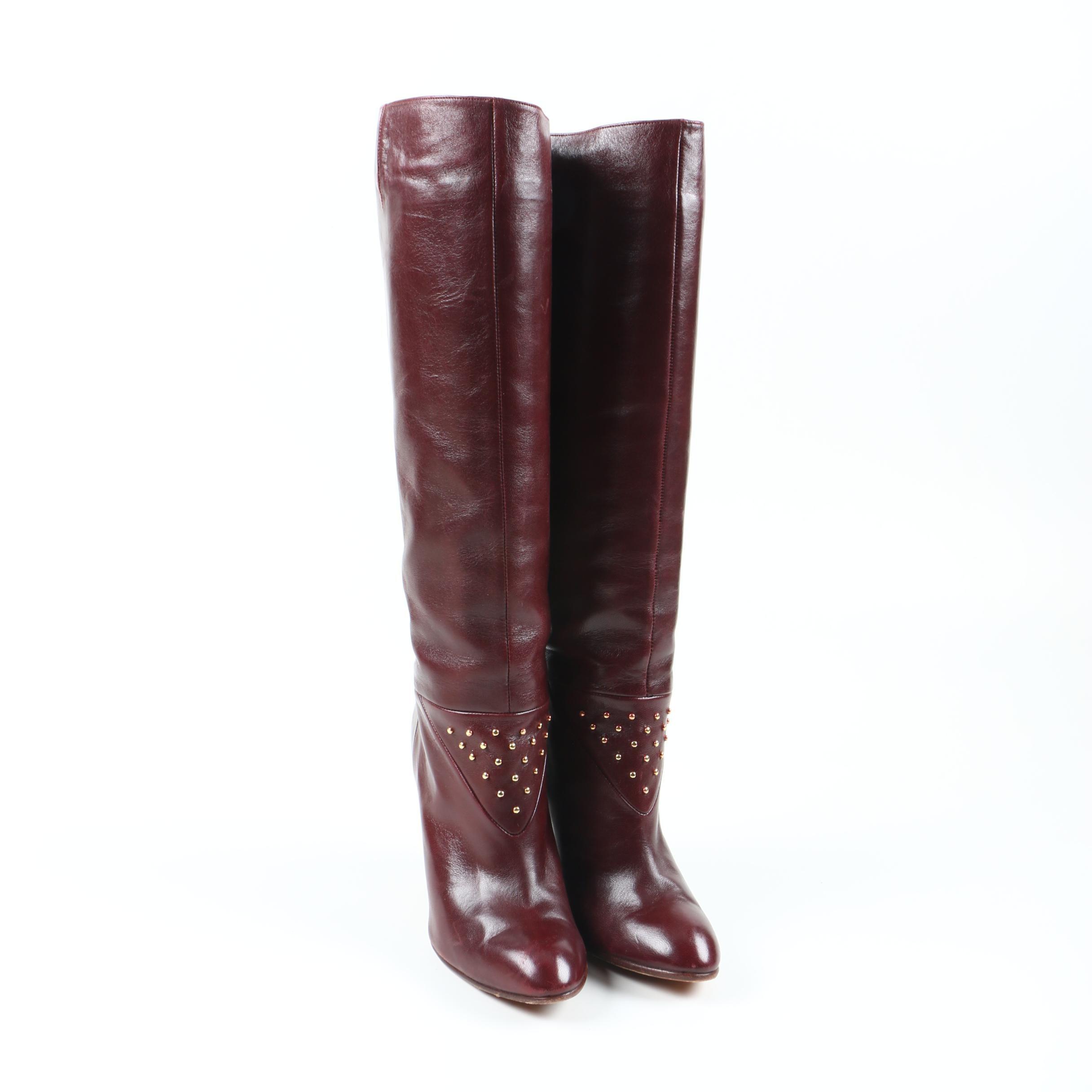 Nina High Heeled Boots