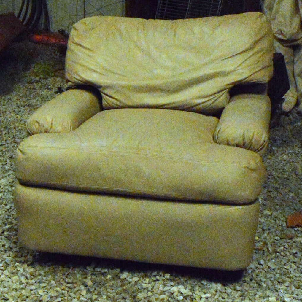 Hancock & Moore Leather Armchair