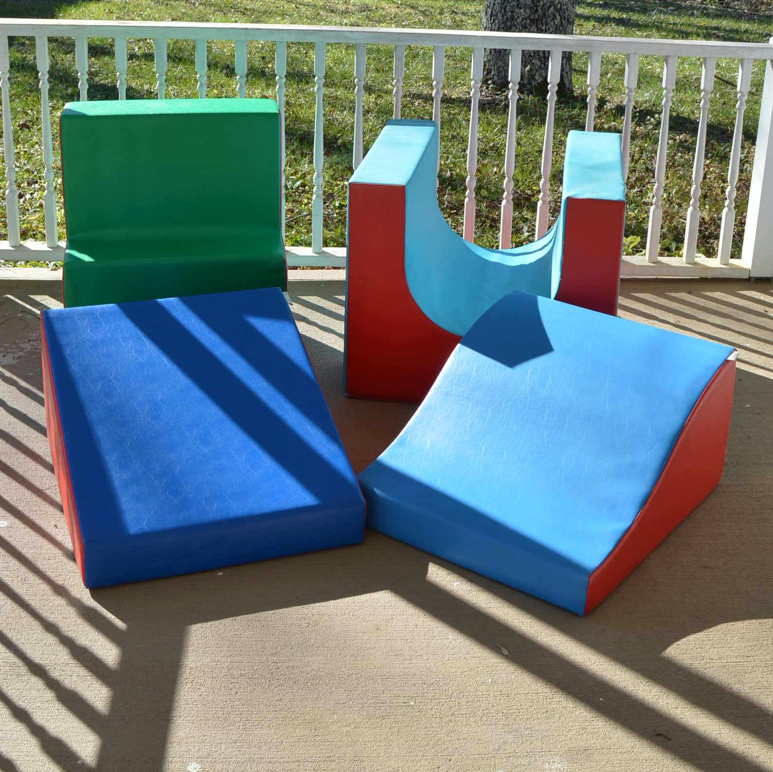 Gymnastic Training Blocks