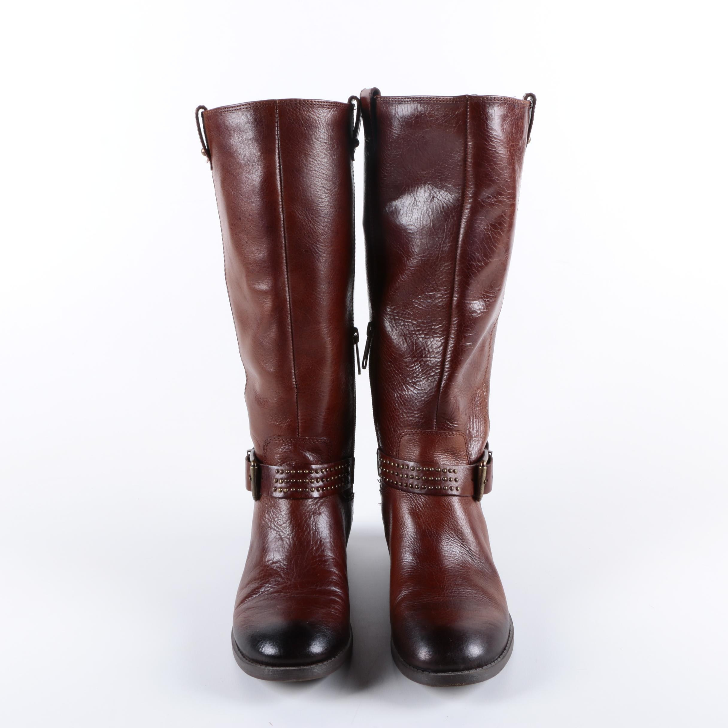 "Jessica Simpson ""Essence"" Riding Boots"