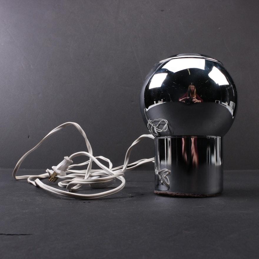 Mid Century Orb Lamp: Kovacs Mid Century Modern Style Orb Table Lamp : EBTH