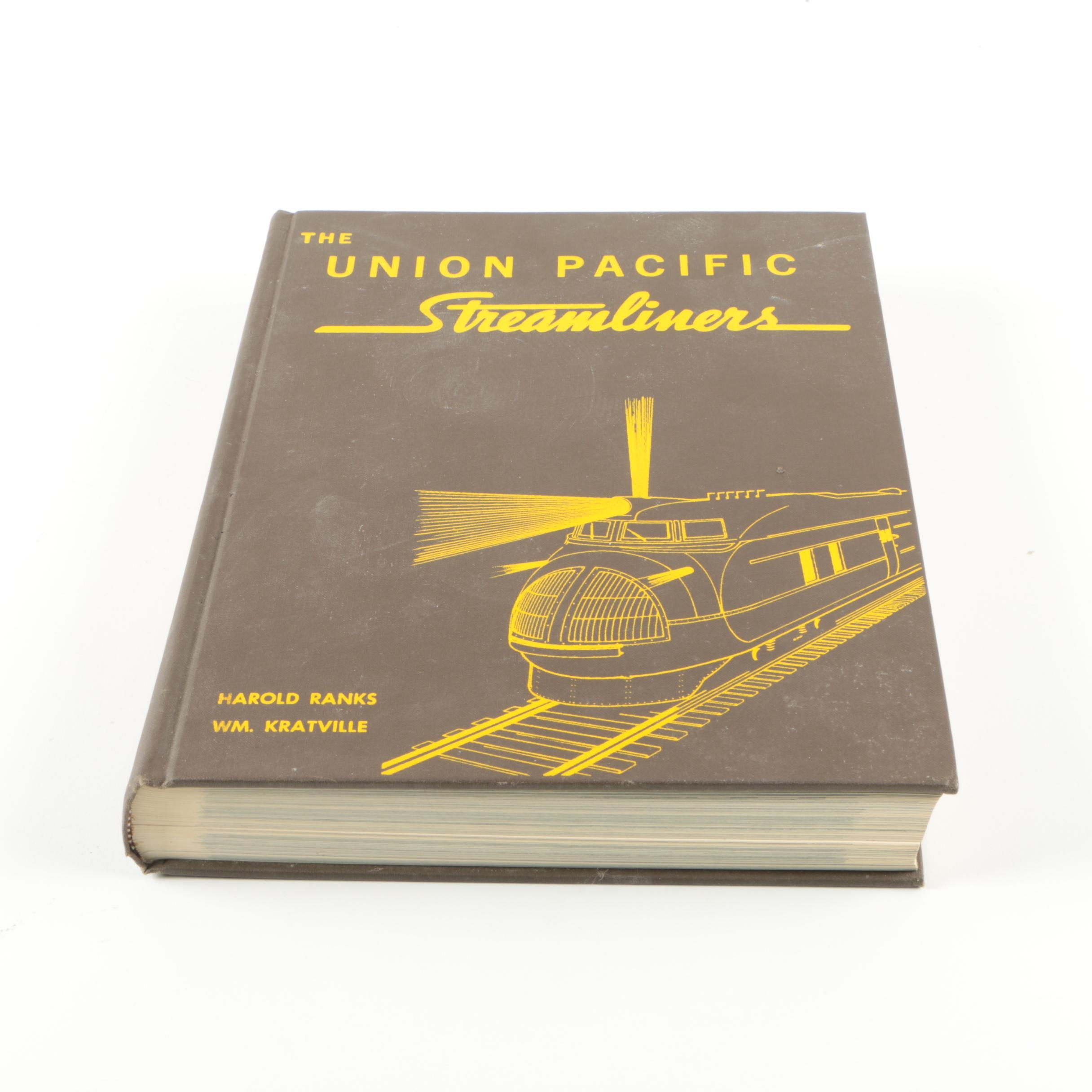 """1976 """"The Union Pacific Streamliners"""" by Harold Ranks"""