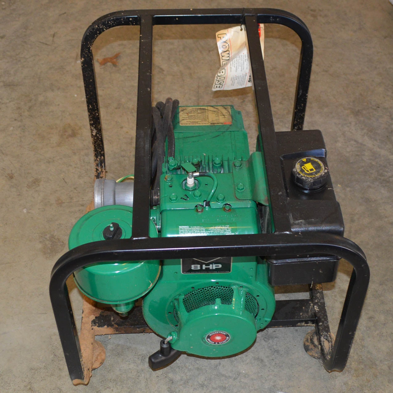 Coleman Powermate Electric Generator