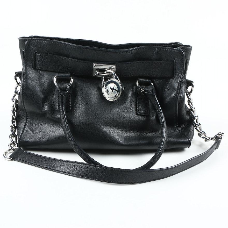 eb90b051ae8259 MICHAEL Michael Kors Hamilton Tote Handbag : EBTH