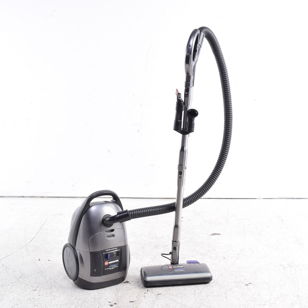 Hoover Legacy Power Nozzle Vacuum