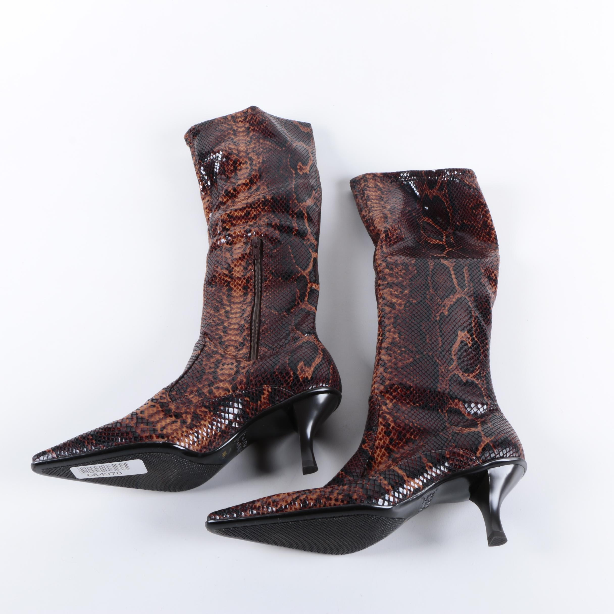 Women's Arturo Chiang High Heeled Boots
