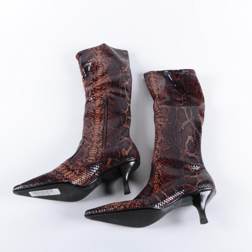 b56a9183c68 Women s Arturo Chiang High Heeled Boots   EBTH