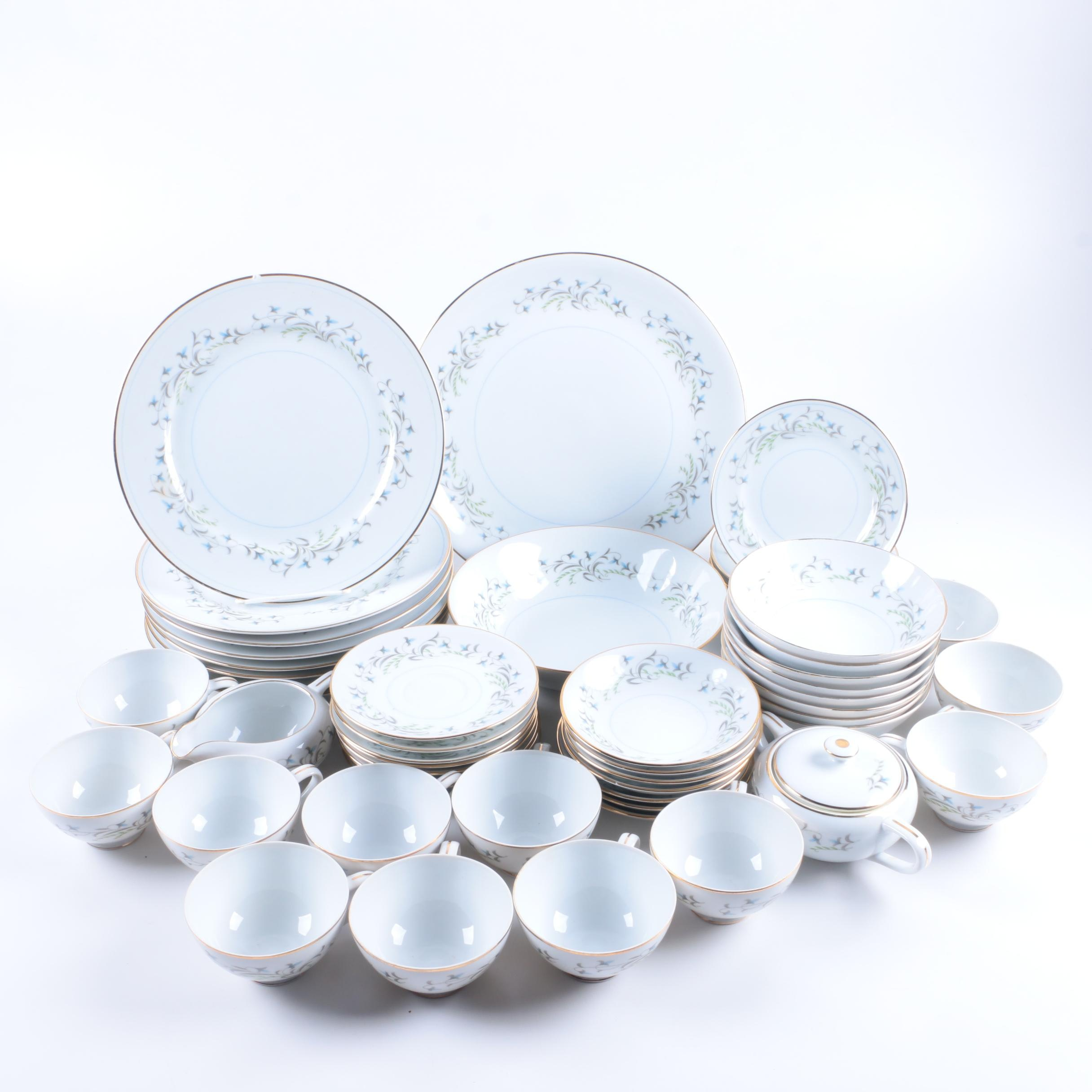 Cecelia Japan Porcelain Tableware