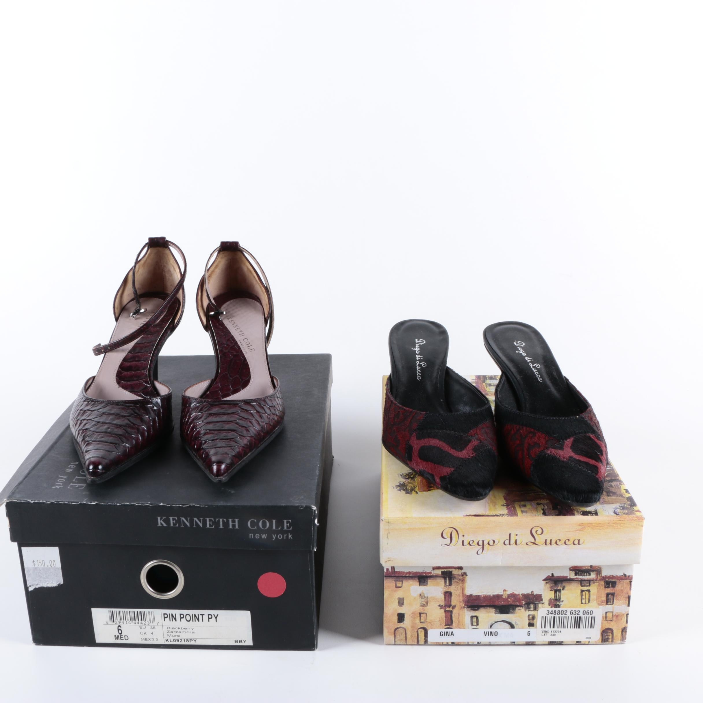 Women's High Heels Including Kenneth Cole