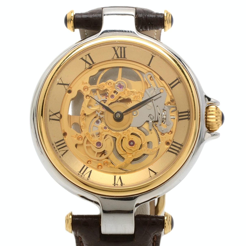 Steinhausen Automatic Skeleton Wristwatch
