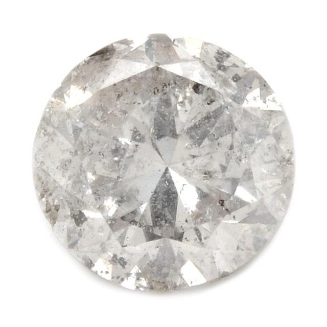 Loose 2.54 CT Diamond