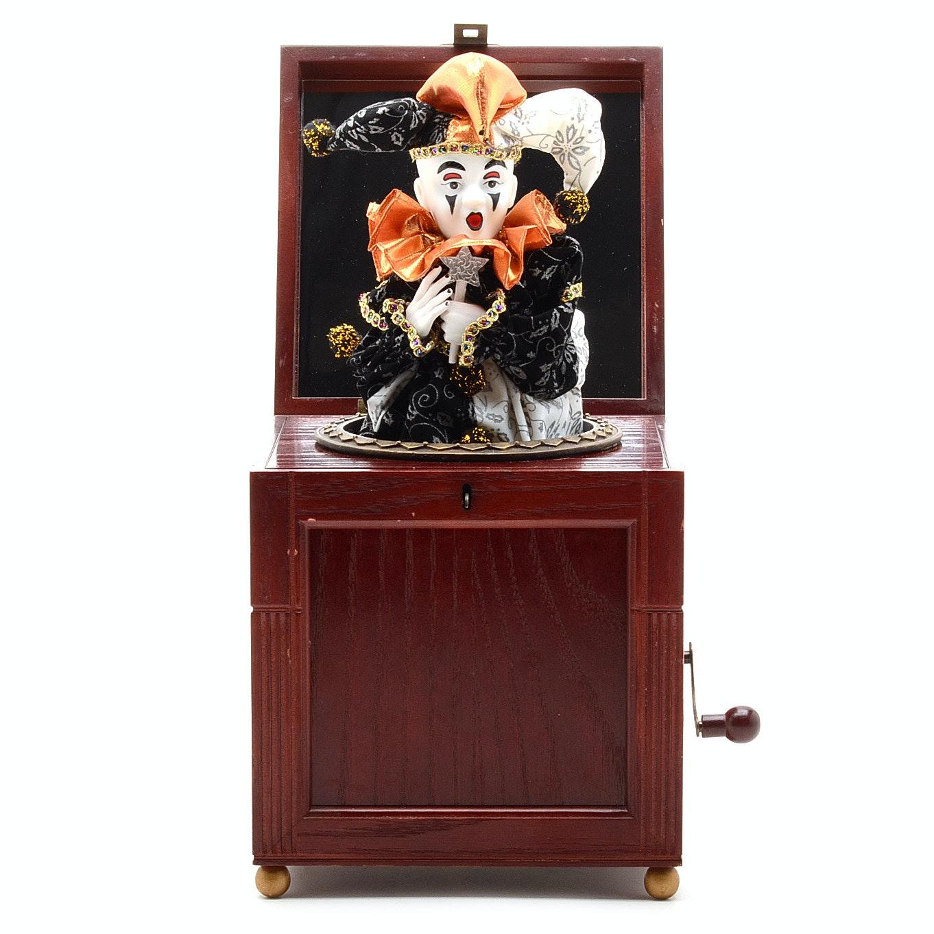 1900-2000 Thomas Pacconi Classics Jack in the Box