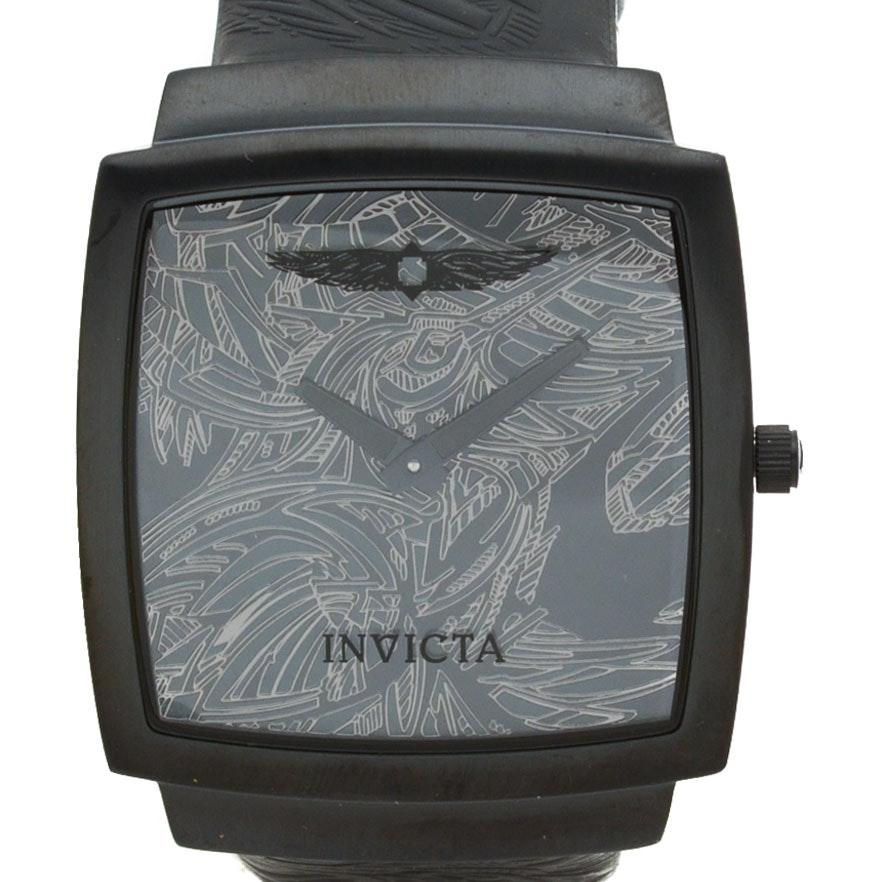 Invicta Black Artist Series Model 22214 Wristwatch
