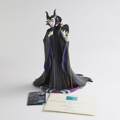 "Walt Disney Maleficent ""Evil Enchantress"" Figurine"