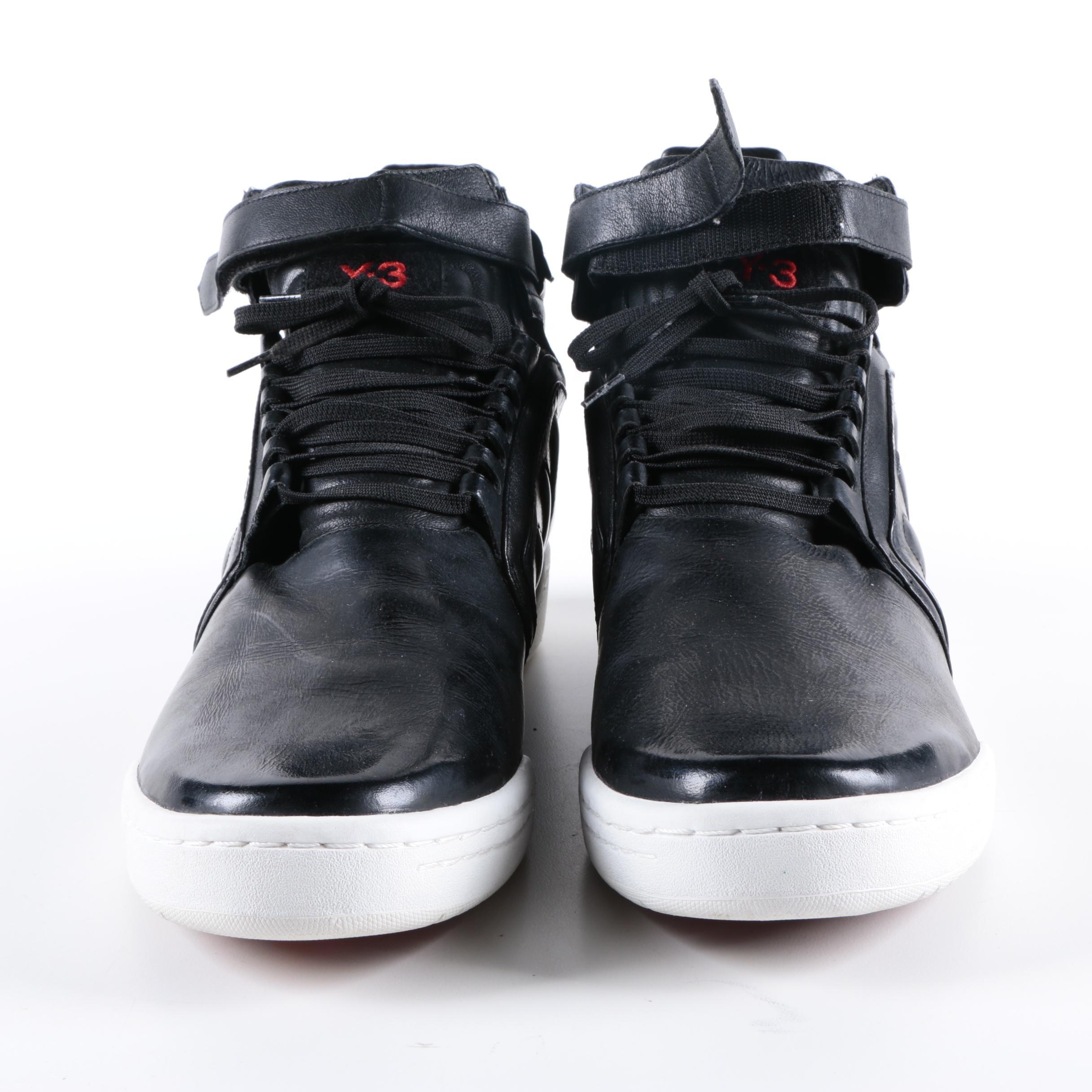 Yohji Yamamoto Y-3 Collection Adidas Sneakers