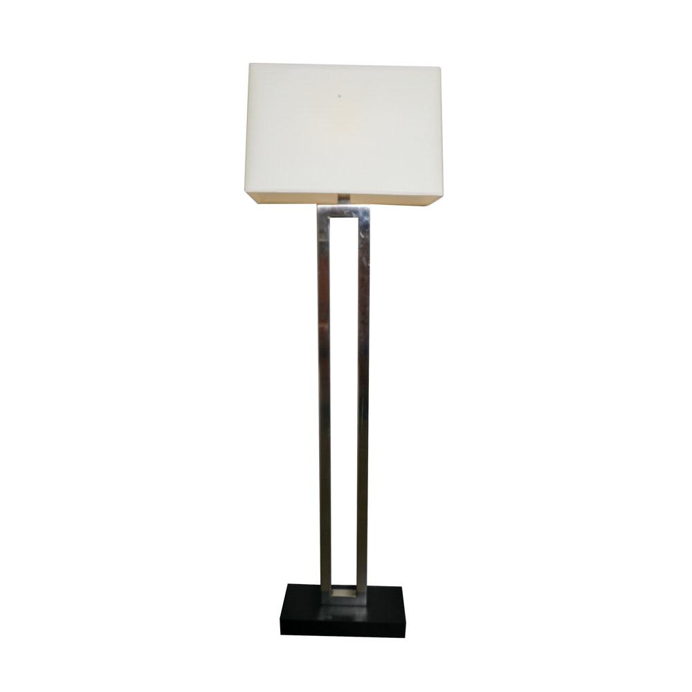 Contemporary Rectangular Floor Lamp