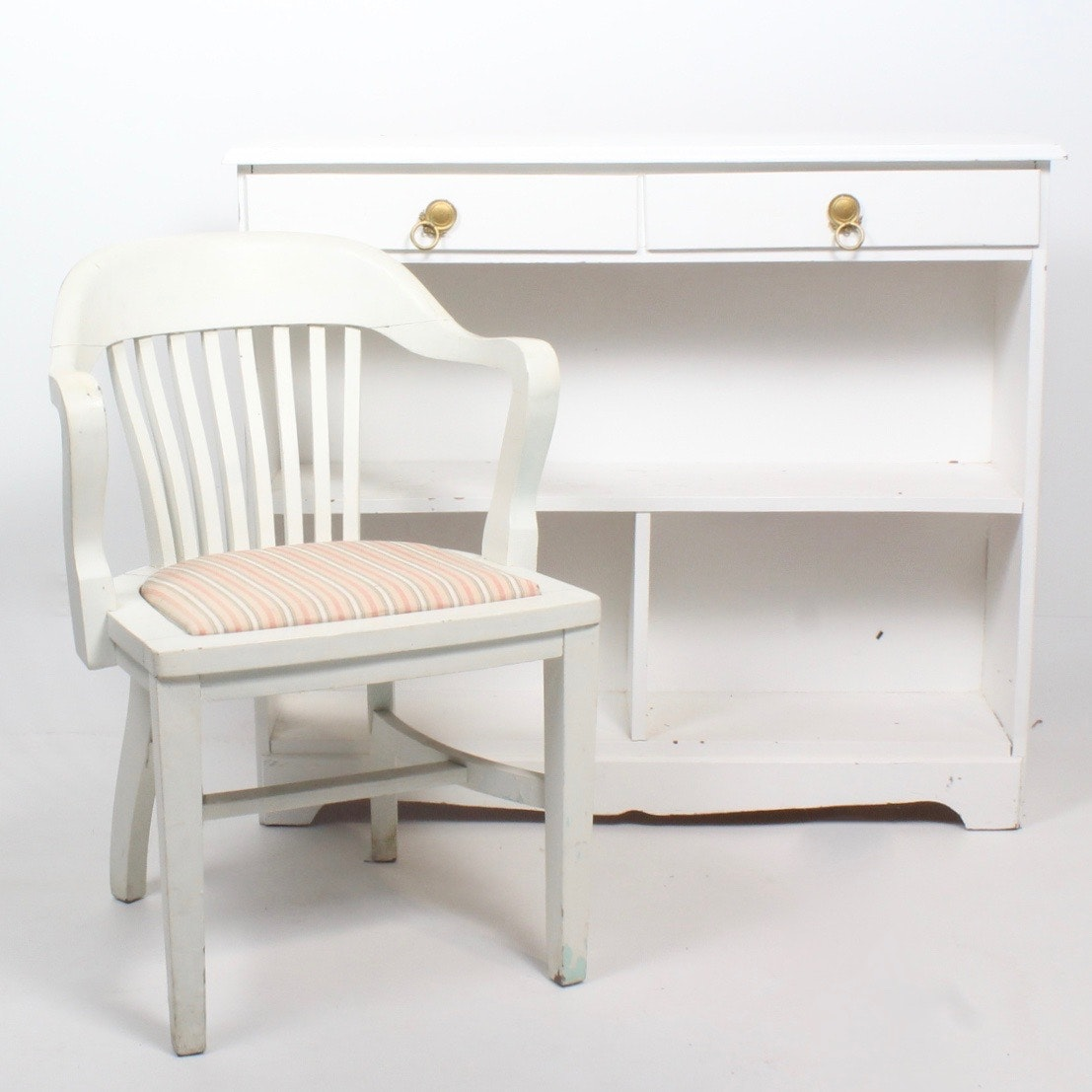 Vintage Painted Furniture Grouping