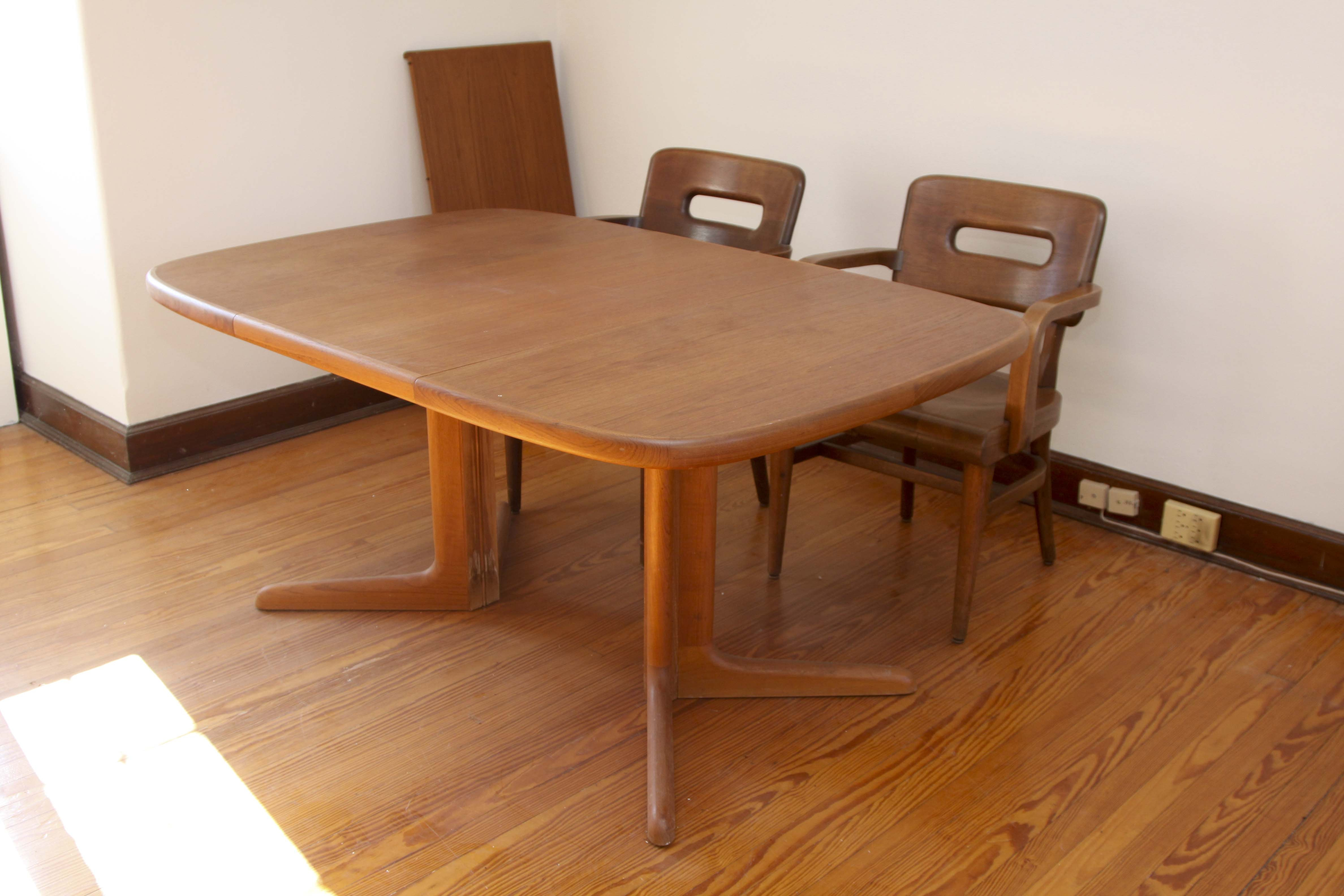 Danish Modern Furniture Size Dining Mid Century Moderng